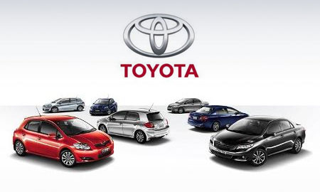 Автомобили Тойота и запчасти Toyota