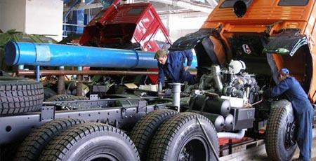 Какие работы могут потребоваться грузовому транспорту?